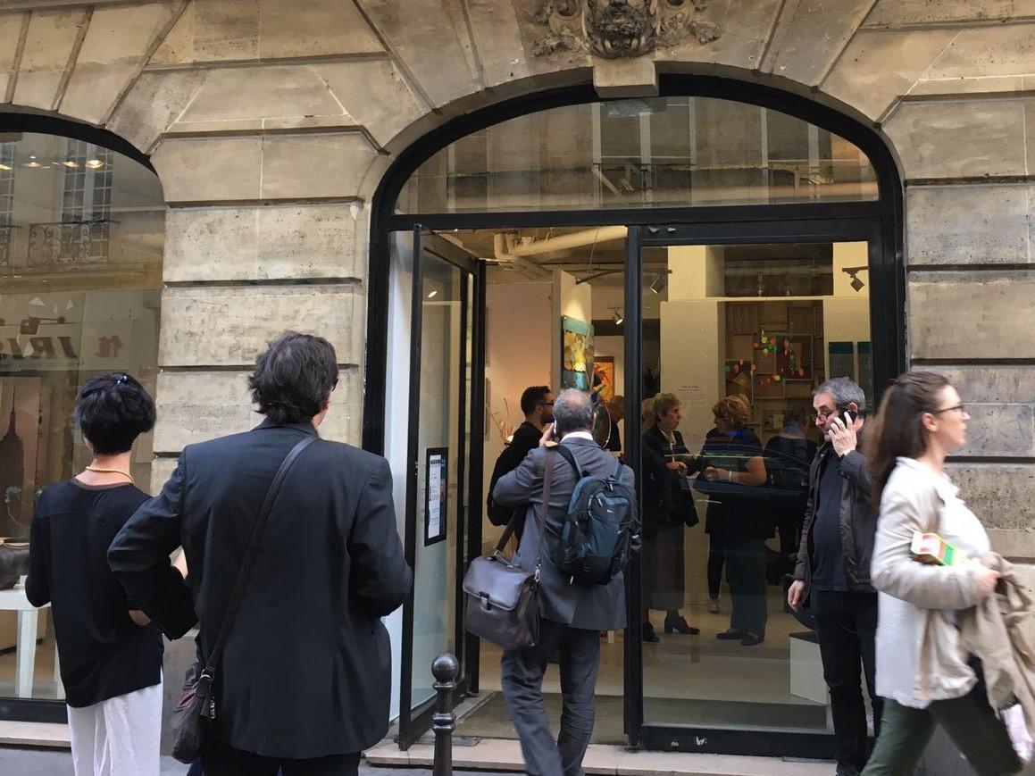 Galerie Paris 6 - 2016